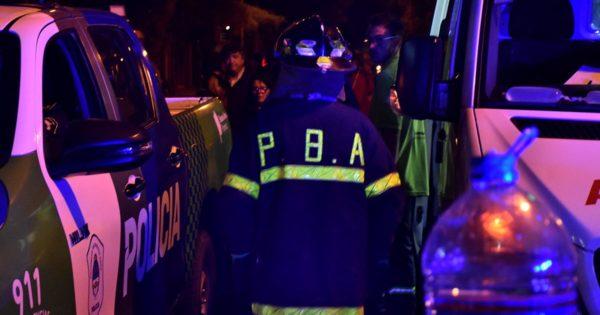 Noche de incendios y evacuados en un hotel y una parrilla de Mar del Plata