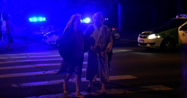 """Incendio en Torres y Liva: """"Que se hagan cargo de los que quedamos en la calle"""""""