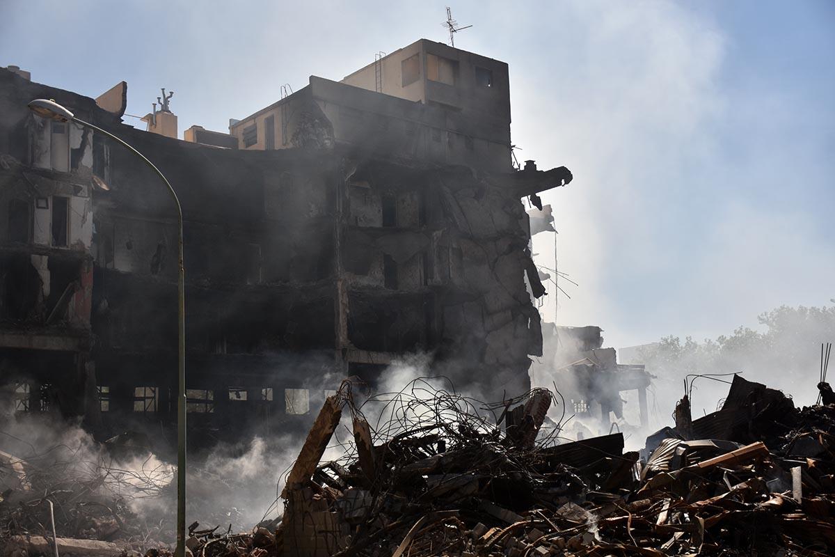 Incendio en Torres y Liva: paso a paso, las pruebas que complican al detenido