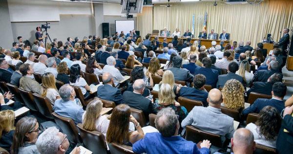"""Cárceles: reunión de jueces ante la """"sobrepoblación"""" y """"crisis humanitaria"""""""
