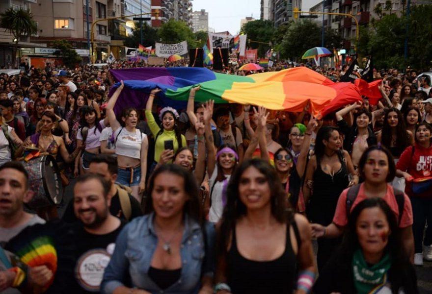 MARCHA 14 DEL ORGULLO LGBTIQ 13