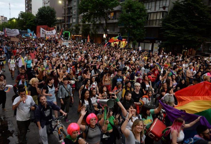 MARCHA 14 DEL ORGULLO LGBTIQ 15