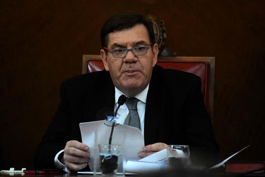 Montenegro abrirá este lunes las sesiones ordinarias del Concejo Deliberante