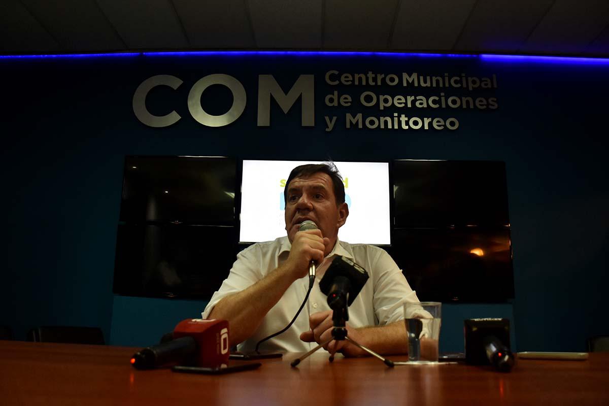 """Montenegro y las organizaciones sociales: """"Hay que escuchar cuáles son los reclamos"""""""