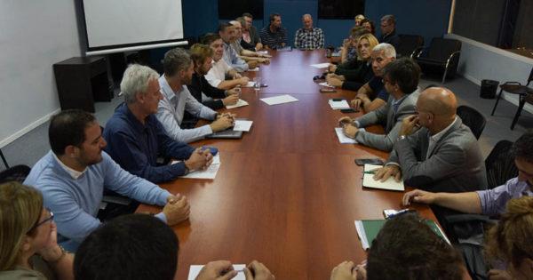 Montenegro y su primera reunión de gabinete en el COM