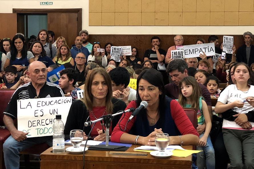 """Escuela de Multimpedidos: """"Les pido que intervengan para que no se cierre"""""""