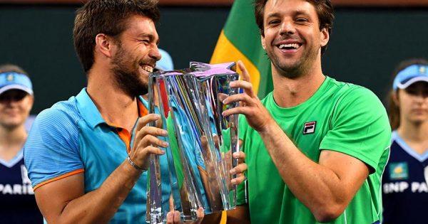 Zeballos ganó su segundo Masters y será top 10 en dobles