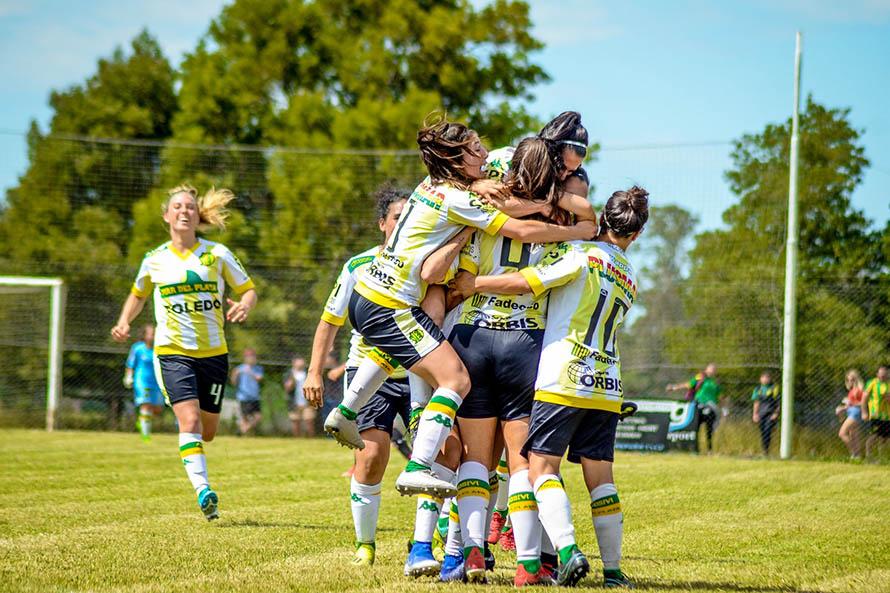 Fútbol femenino: Aldosivi presenta un proyecto para disputar el torneo de AFA