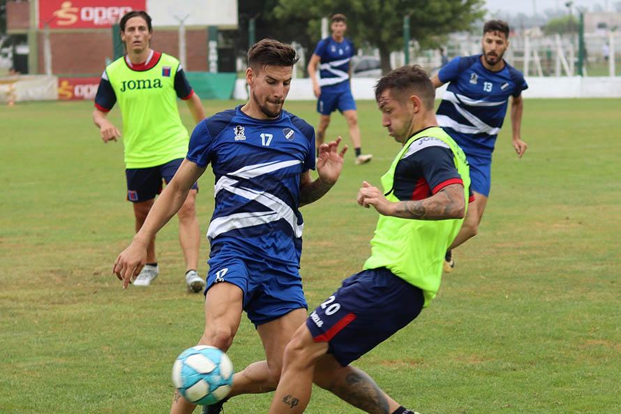 Alvarado se midió ante Tigre en dos partidos amistosos