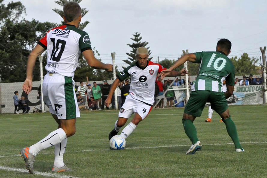Círculo Deportivo sacó ventaja en su debut en la Copa Argentina