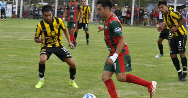 Círculo Deportivo logró tres puntos importantes ante Olimpo