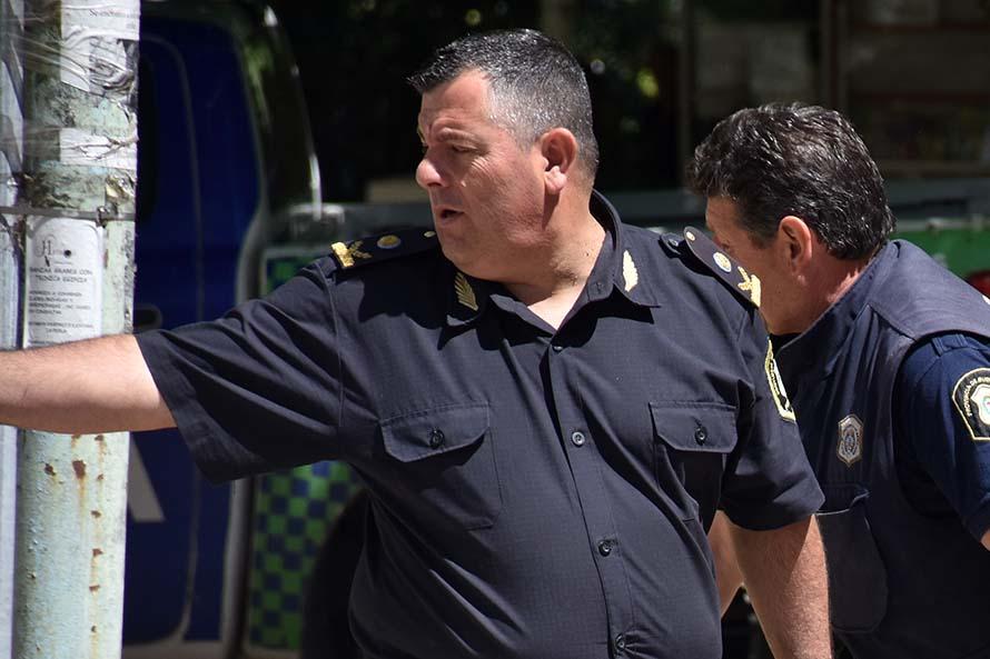 Desplazaron al jefe de Policía de Mar del Plata por golpear a un detenido