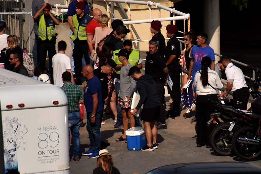 Playa Grande: realizarán controles todo el verano en el ingreso al sector público
