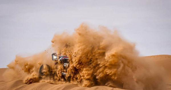 Dakar 2020: Gándara volvió a la competencia y terminó sexto en la etapa