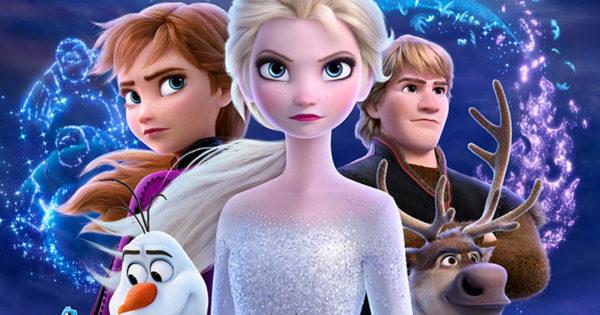 """Con """"Frozen 2"""" se renueva la cartelera de cine en Mar del Plata"""