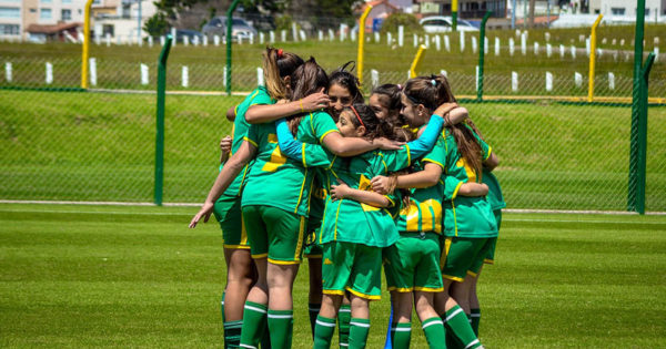 "El primer torneo de fútbol femenino de la Liga Marplatense ""superó las expectativas"""