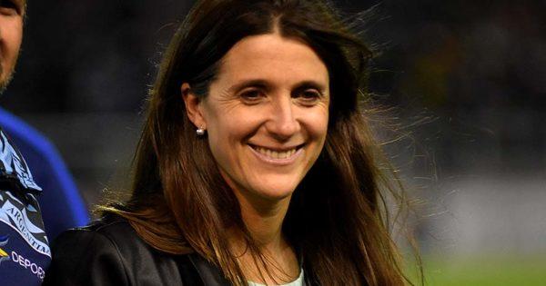 La marplatense Inés Arrondo se convirtió en la primera mujer a cargo del Enard
