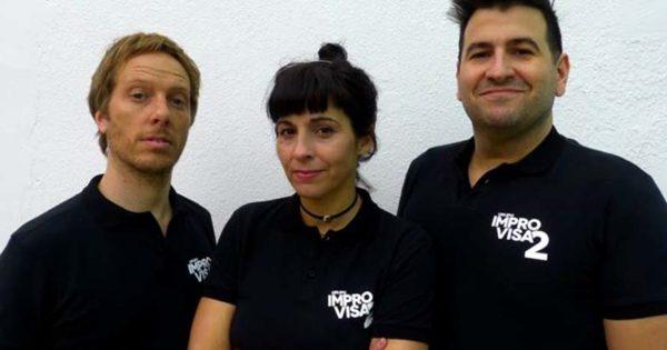 """Improvisa2 presenta """"Fucking Impro"""" y """"Modo Risa"""" en Mar del Plata"""