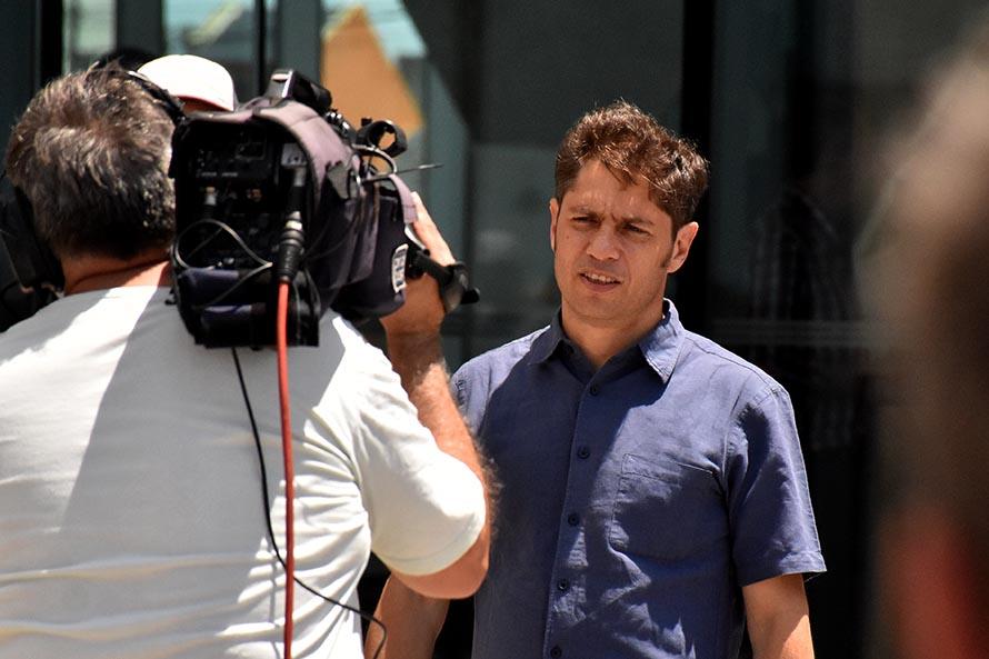 Kicillof presentará en Mar del Plata los protocolos para la temporada