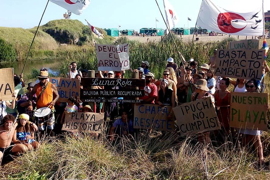 Luna Roja: tras las denuncias, vecinos piden que se caiga la concesión