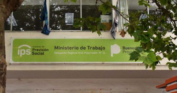 """""""Encontramos un Ministerio de Trabajo desmantelado, completamente"""""""