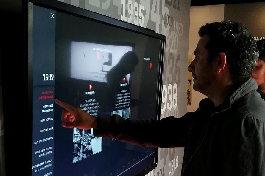 """El Museo del Holocausto exhibe la muestra """"Reflexiones sobre la Shoá"""""""