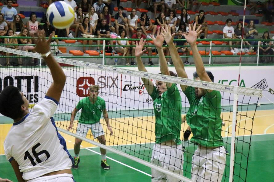 Vóley: Once Unidos tuvo un gran comienzo en el Torneo Argentino de Clubes