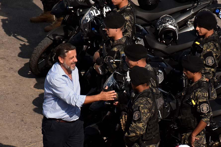 Seguridad: siguen los cruces en torno al pedido de regreso de los gendarmes