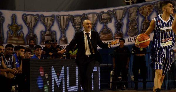Gabriel Piccato no es más director técnico de Peñarol