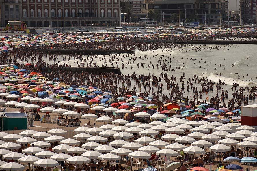 """Verano 2020: el Emtur espera que """"la buena afluencia de público"""" se mantenga"""