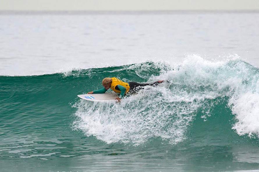 Surf: comienzan el Tour Argentino y el circuito adaptado