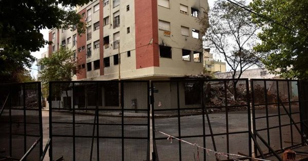 Torres y Liva: difunden el protocolo y cómo será el operativo de demolición