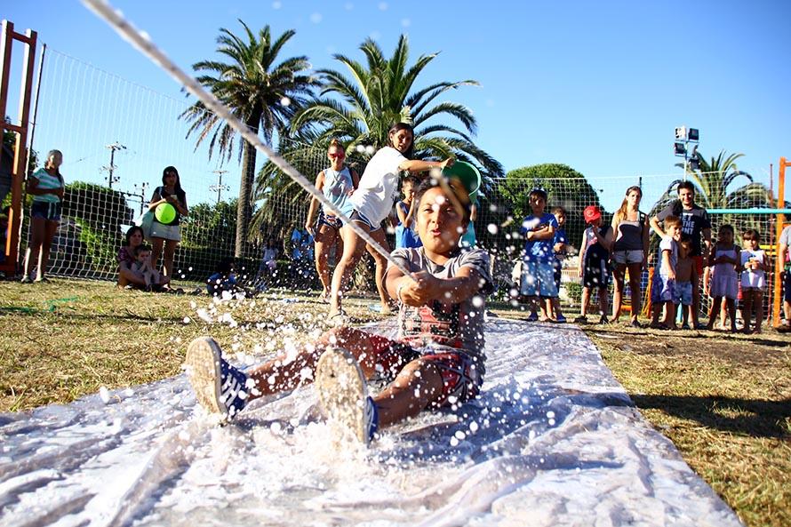 Espacio Unzué: recreación y actividades gratuitas para el verano