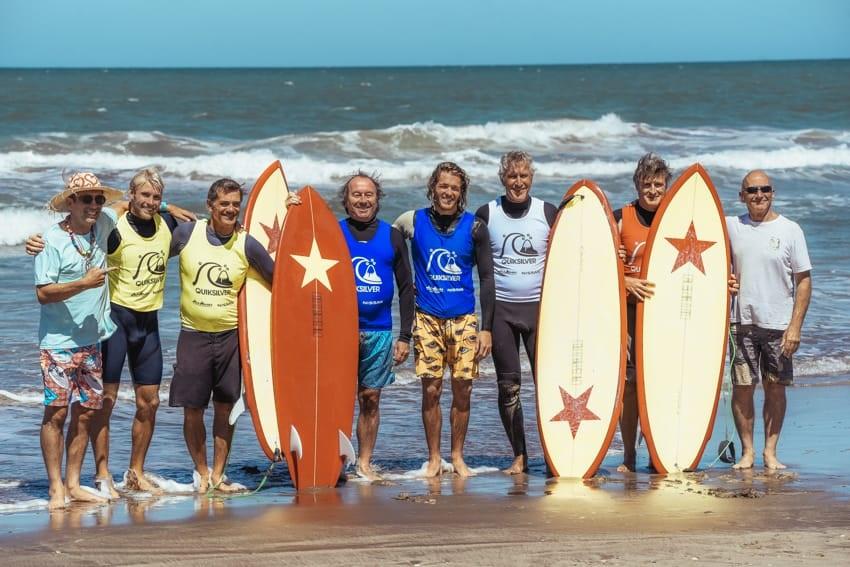 """La fiesta """"retro"""" del surf en Mar del Plata sube la apuesta"""