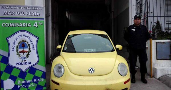 Encuentran en una cochera autos que habían sido denunciados como robados