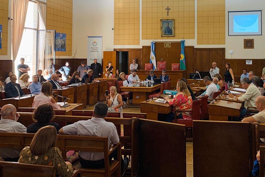 Presupuesto 2020: los reclamos expuestos en tres horas de audiencia pública