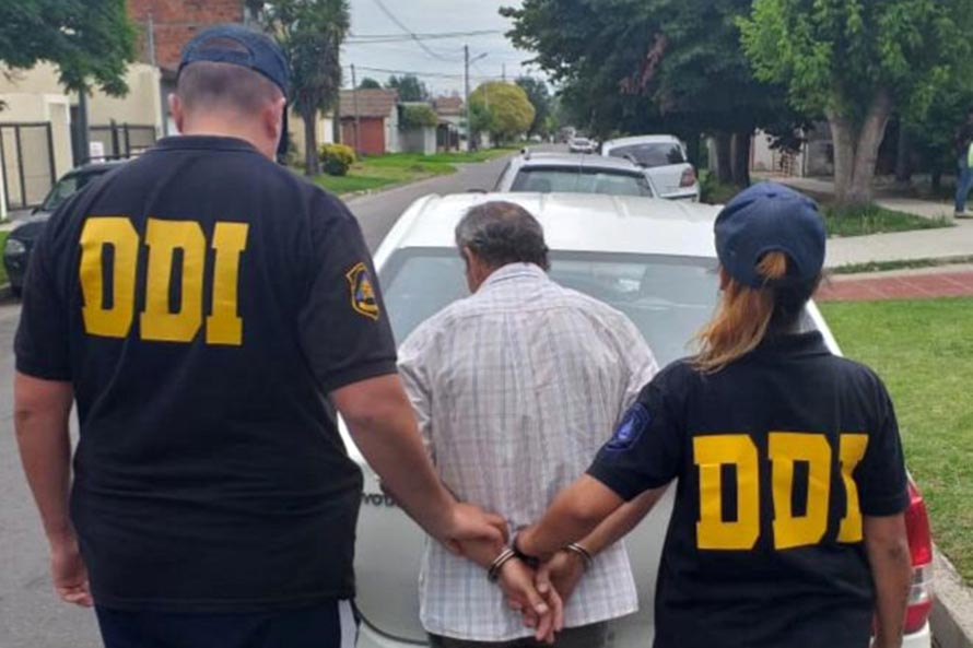 Un detenido y dos prófugos por una violenta entradera en Villa Primera