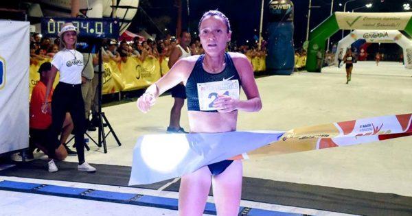 Florencia Borelli se impuso en los 10k de la Maratón Internacional de Reyes