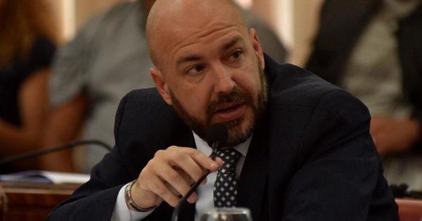 Interna en el gobierno: Carrancio deja el bloque oficialista en el Concejo