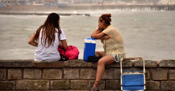 Pronóstico: emiten un alerta a corto plazo por tormentas fuertes en Mar del Plata