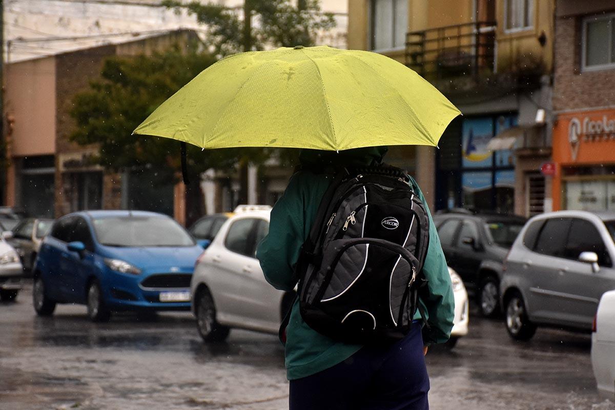 Alertan por posibles tormentas intensas para la tarde del jueves en Mar del Plata