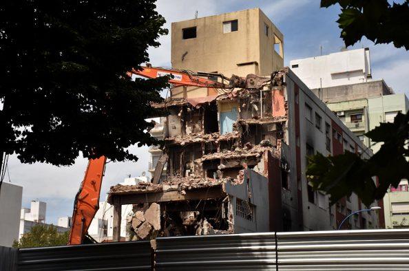 Torres y Liva: los damnificados no tendrán que pagar tasas municipales durante el año