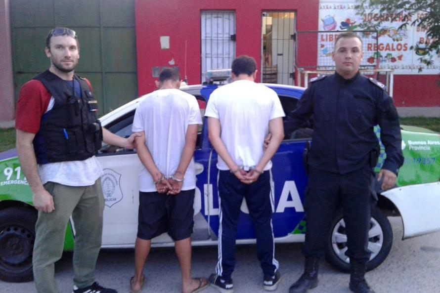 Dos detenidos tras una pelea en la que apuñalaron a un hombre