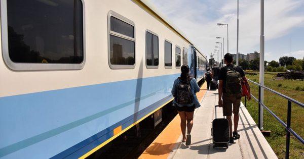 Tren a Mar del Plata: los servicios adicionales continúan durante marzo