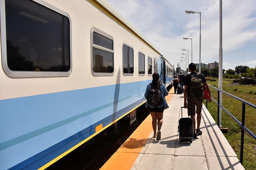 Cómo cambiar los pasajes de trenes que no se utilizaron durante la pandemia