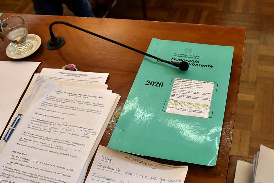 El Concejo aprobó otra prórroga por 90 días de la emergencia sanitaria