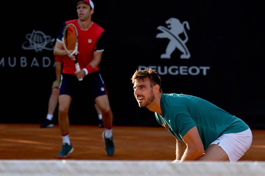 Zeballos y Granollers, derecho a las semifinales del Rio Open