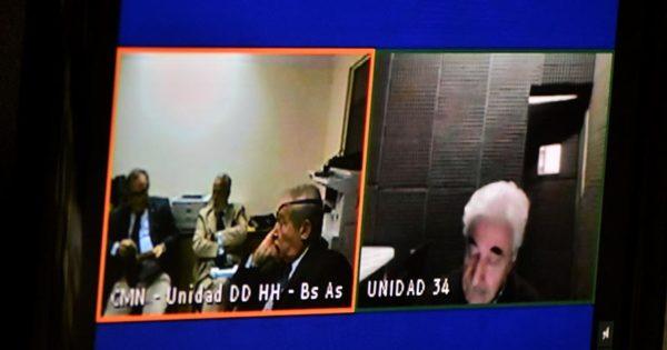 La Cueva 3: la fiscalía pidió perpetua para Ullúa, Nani y Ruiz
