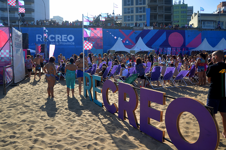 """Últimas semanas para disfrutar de """"ReCreo"""" en Mar del Plata"""