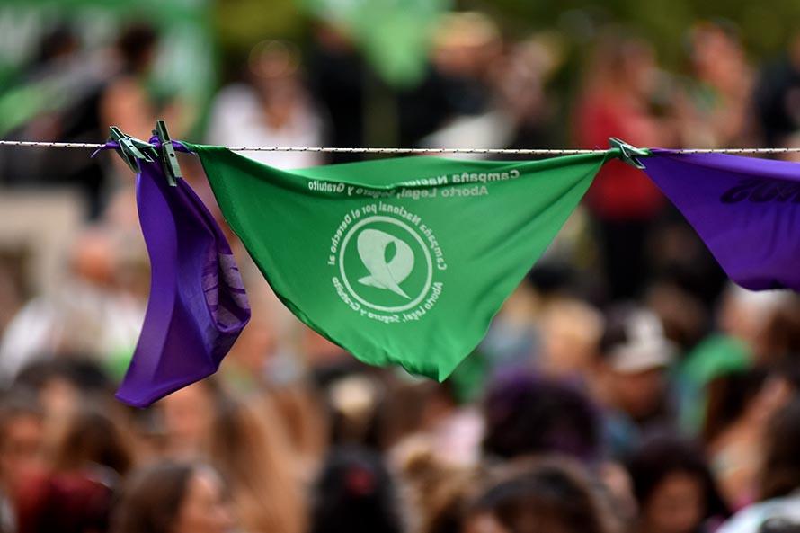 """""""Gafas violetas"""", un documental del movimiento feminista en Mar del Plata"""